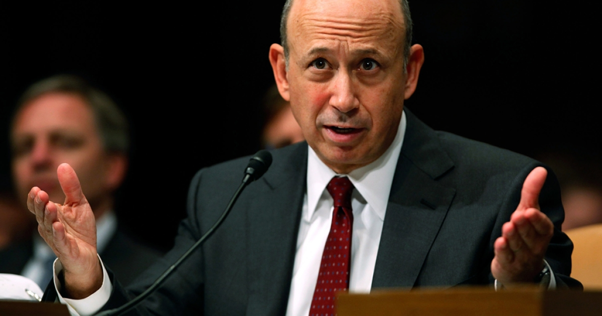 Lloyd Blankfein, chairman and CEO of The Goldman Sachs Group, has become the first business leader to participate in a national campaign for same-sex marriage.</p>