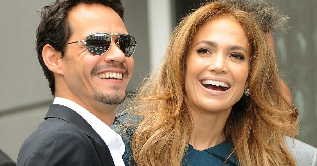 Jennifer Lopez and husband Marc Anthony have ended their marriage after seven years.</p>