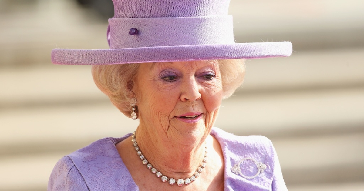Dutch Queen Beatrix: will she abdicate the throne tonight?</p>