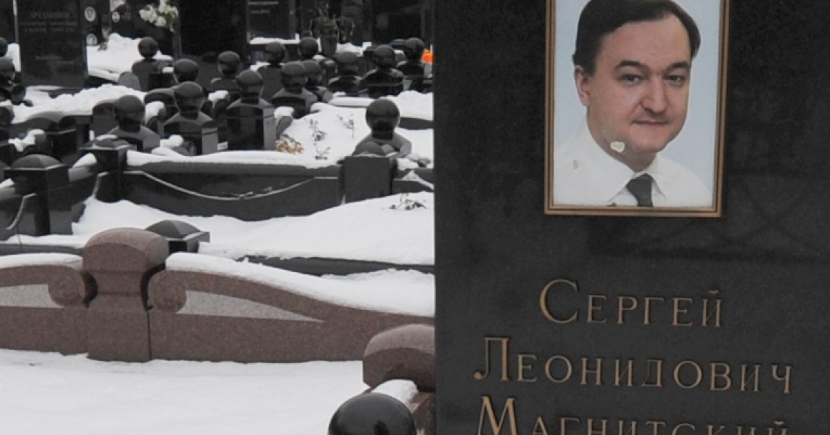 Magnitsky's case symbolizes the confluence of corruption, repression and human rights abuse that's flowered under Putin.</p>