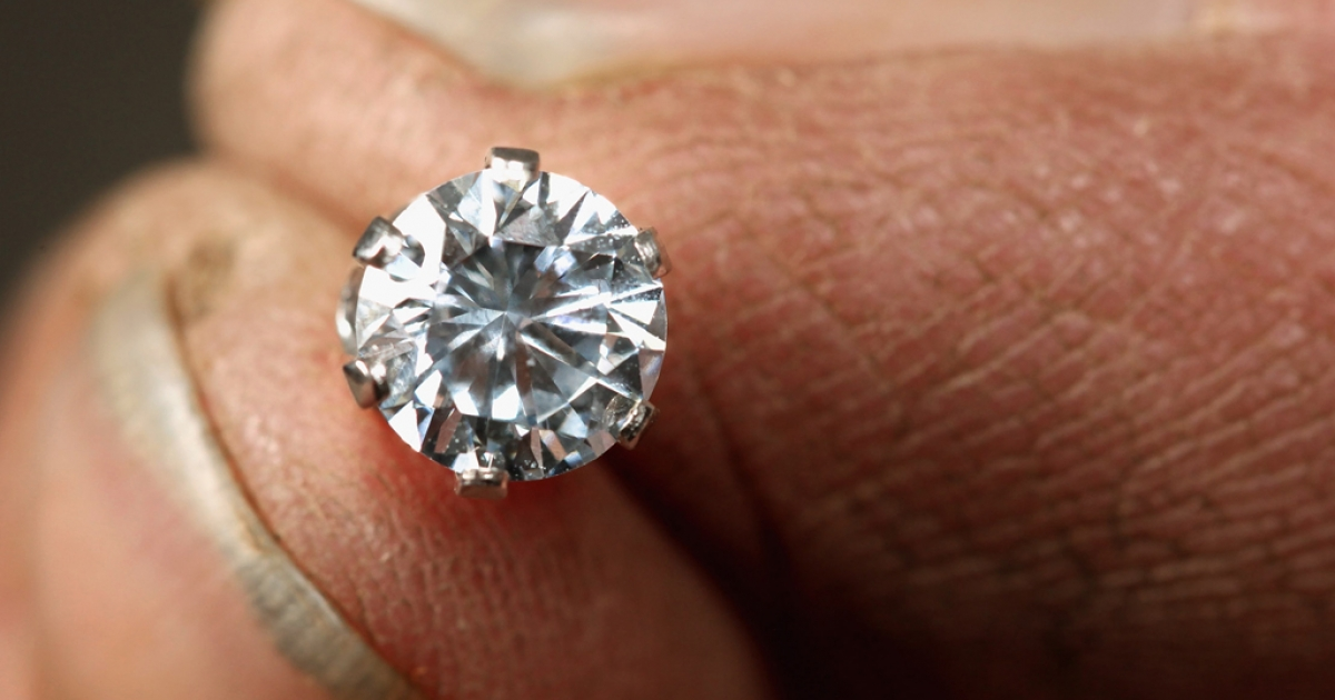 Scientists believe they have found a planet made up almost entirely of diamond.</p>