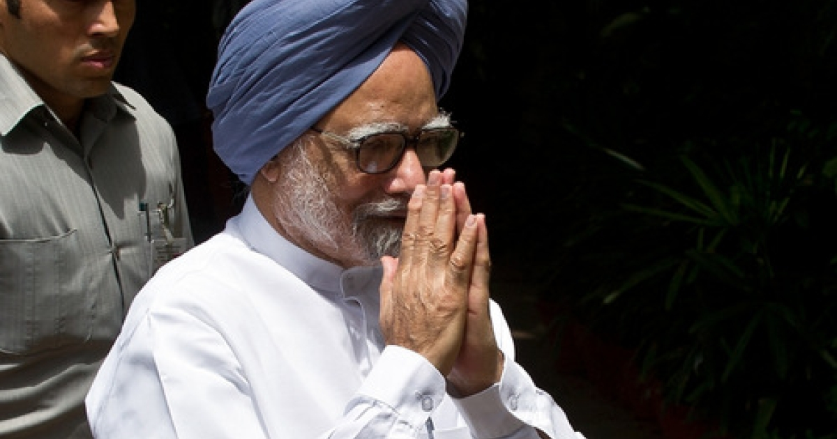 Indian Prime Minister Manmohan Singh has approved a mission to Mars next year.</p>