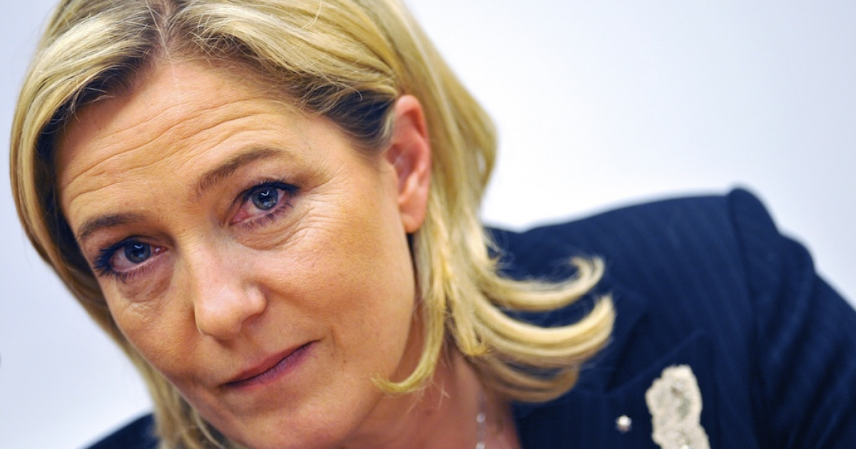 Marine Le Pen, head of France's anti-immigrant National Front party, is poised to play the spoiler.</p>