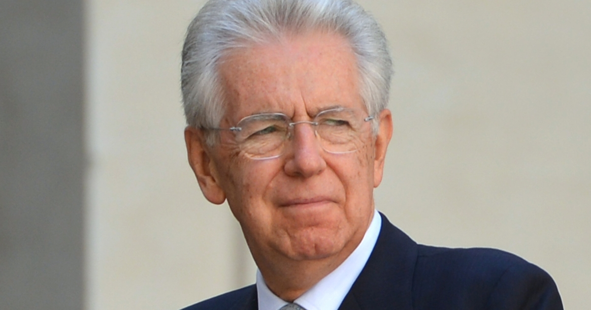 Mario Monti had planned to serve until April 2013 when the current parliamentary term runs out.</p>