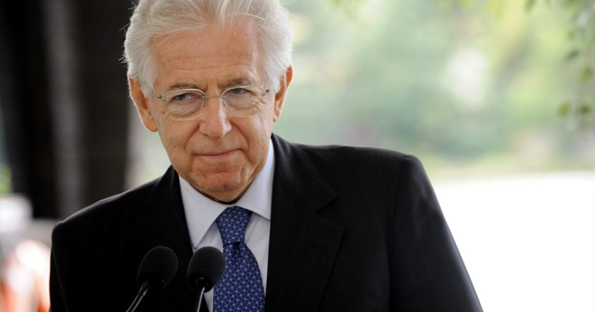 Italian Prime minister Mario Monti infuriated European leaders with his comments on democracy.</p>