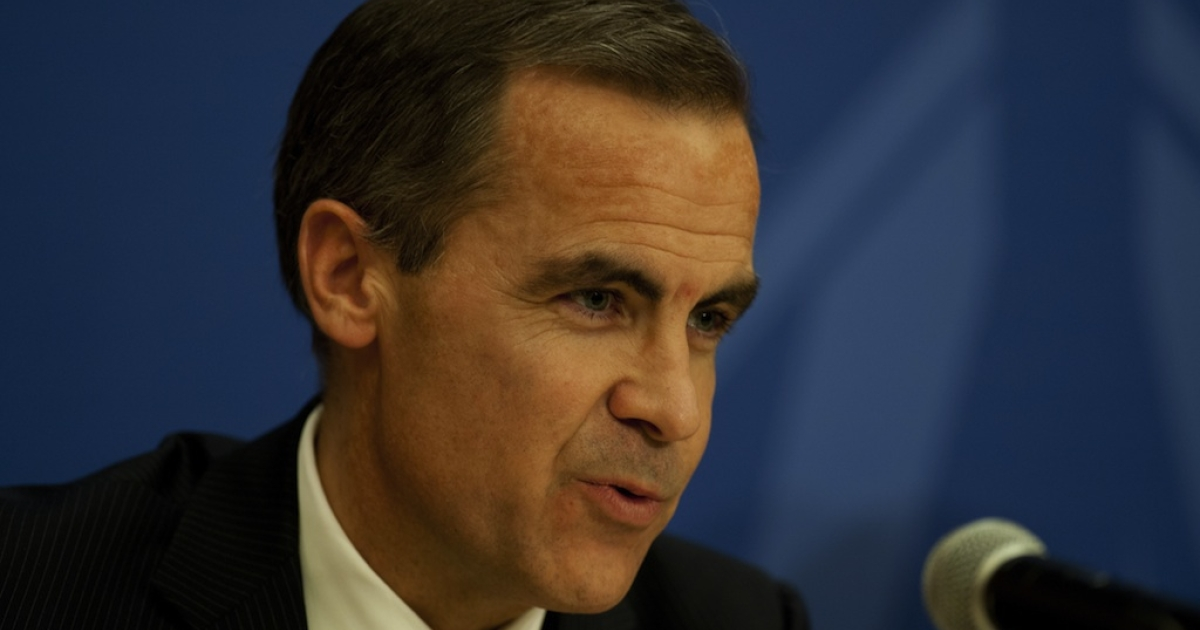 Mark Carney will become the first foreigner to lead the Bank of England.</p>