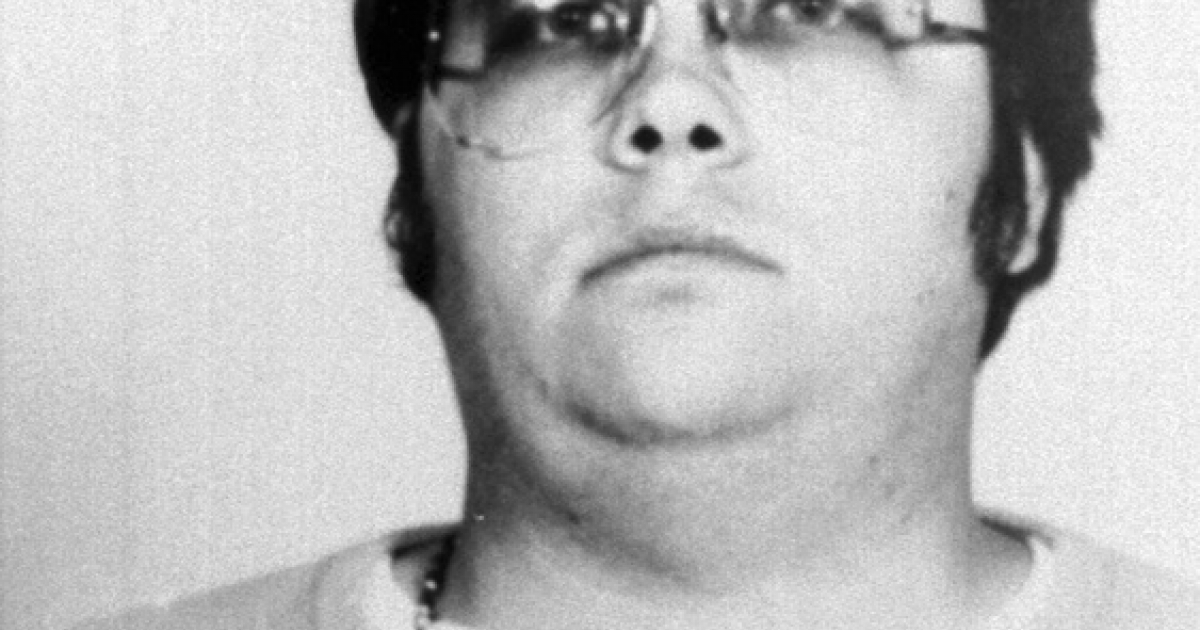 A picture of Mark David Chapman taken on December 9, 1980, the day after he killed John Lennon.</p>