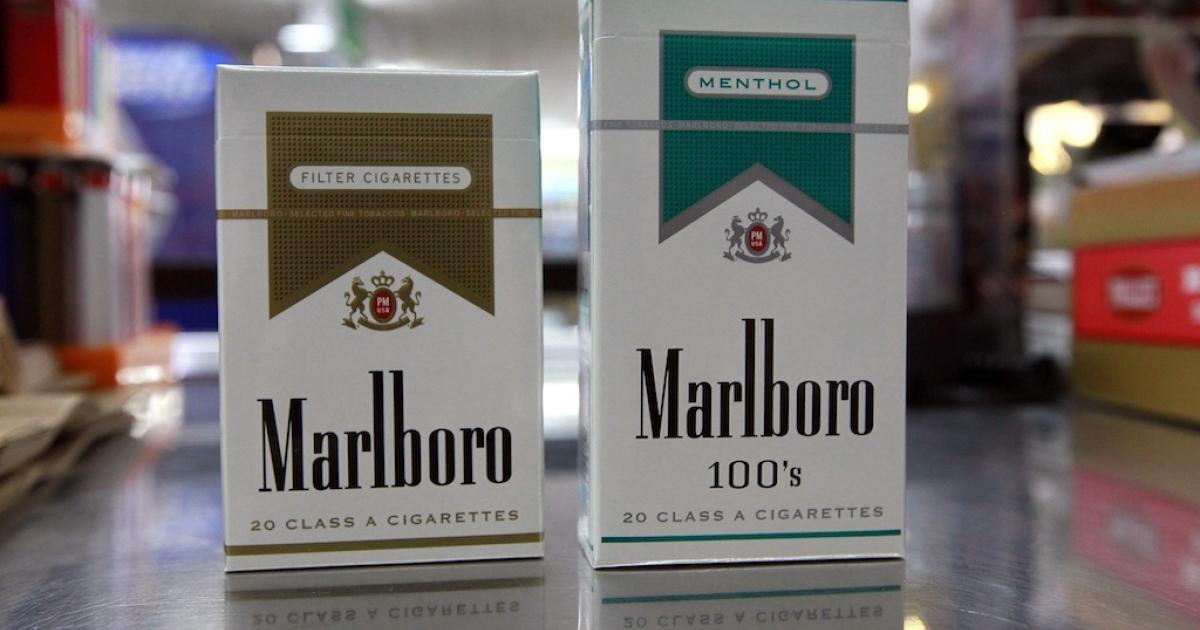 Marlboro cigarettes.</p>