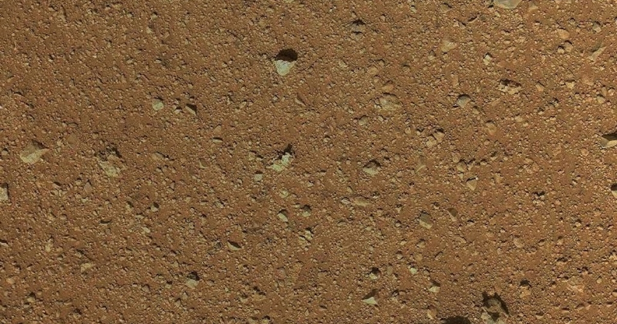 This photograph taken by Curiosity, is the clearest photograph of Mars ever taken.</p>