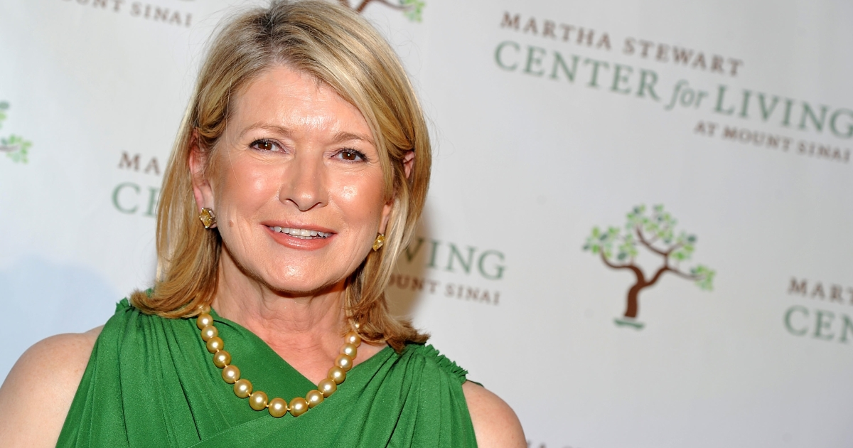 Martha Stewart attends the 4th annual Martha Stewart Center for Living at Mount Sinai gala at the Martha Stewart Living Omnimedia headquarters in New York City on Nov. 16, 2011.</p>