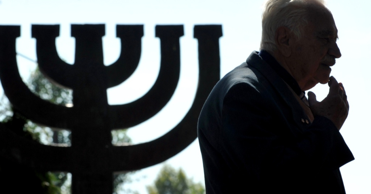 Remembering the 1941 Nazi massacre of Jews in Kiev. The Nazis murdered 33,771 Jews at Babi Yar on September 29 and 30, 1941, in an atrocity that has only been properly commemorated in recent years as the deadliest shooting massacre of the Holocaust.</p>