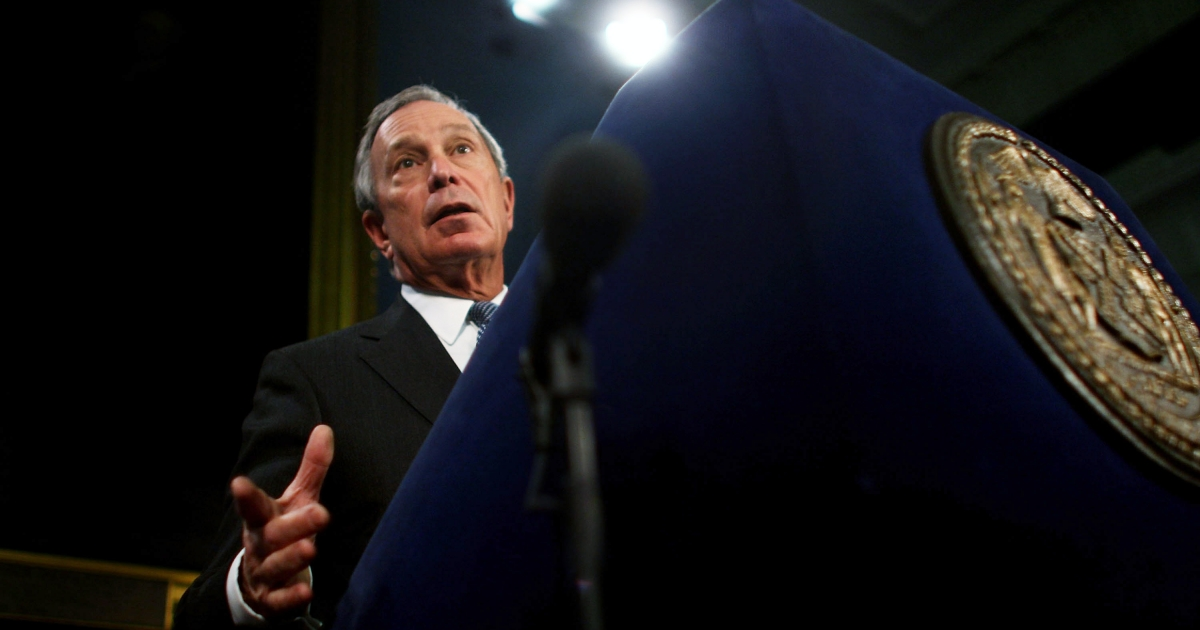 New York City Mayor Michael Bloomberg is a strong advocate of immigration reform.</p>