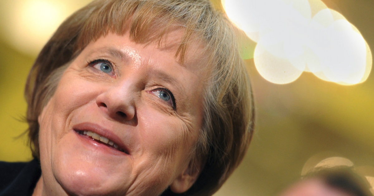 Chancellor Merkel is constantly under the spotlight but now the glare is growing brighter as the bond markets are beginning to attack Germany.  Will this force the Chancellor and her colleagues to change their policy on allowing the European Central Bank to be more proactive in solving the euro zone debt crisis?</p>