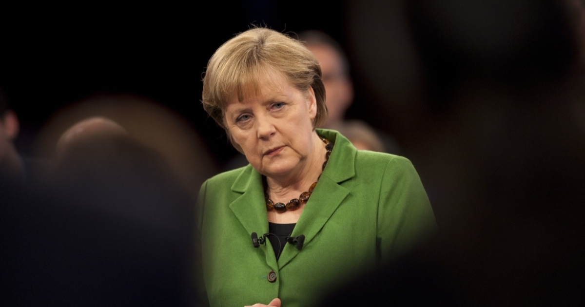 More problems ahead for Merkel — this time at home.</p>