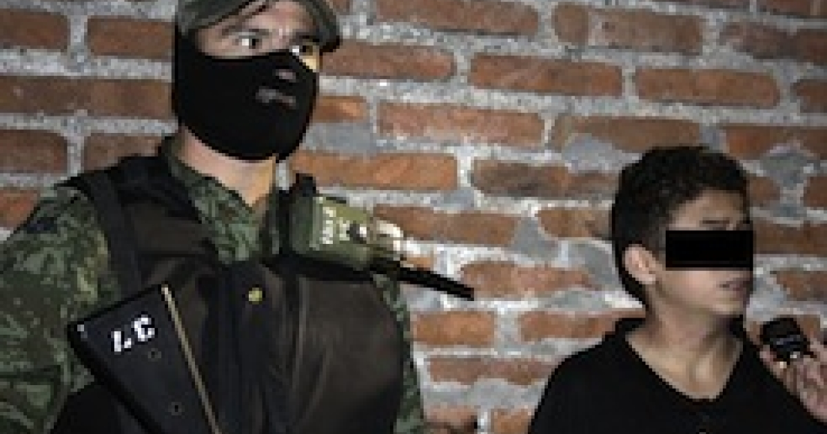 Lost youth become drug cartel recruits</p>