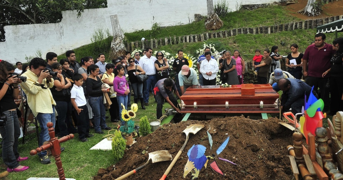 Mexico's drug war has killed more than 55,000 people since 2006.</p>