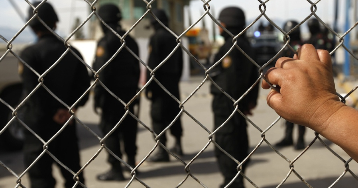 There have been several prison escapes in Mexico in the past two years.</p>