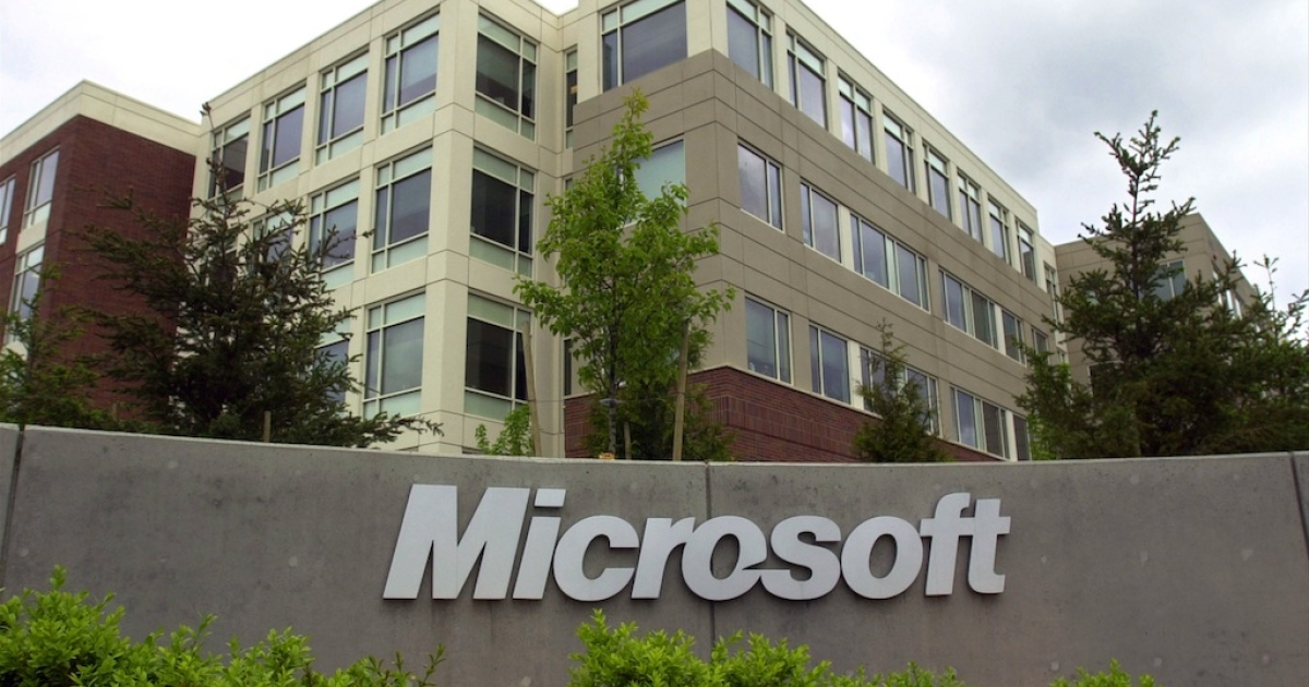 Microsoft is taking a $6.2 billion writedown over its 2007 acquisition of online ad company aQuantive.</p>