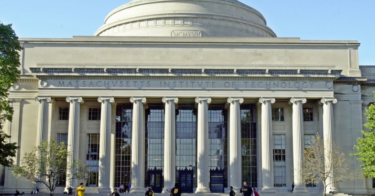 The Massachusetts Institute of Technology in Boston, home to a drone-design lab.</p>