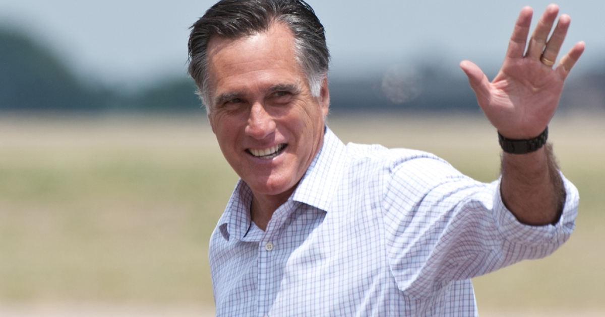 US Republican presidential candidate Mitt Romney is set to address the NAACP on July 11, 2012.</p>