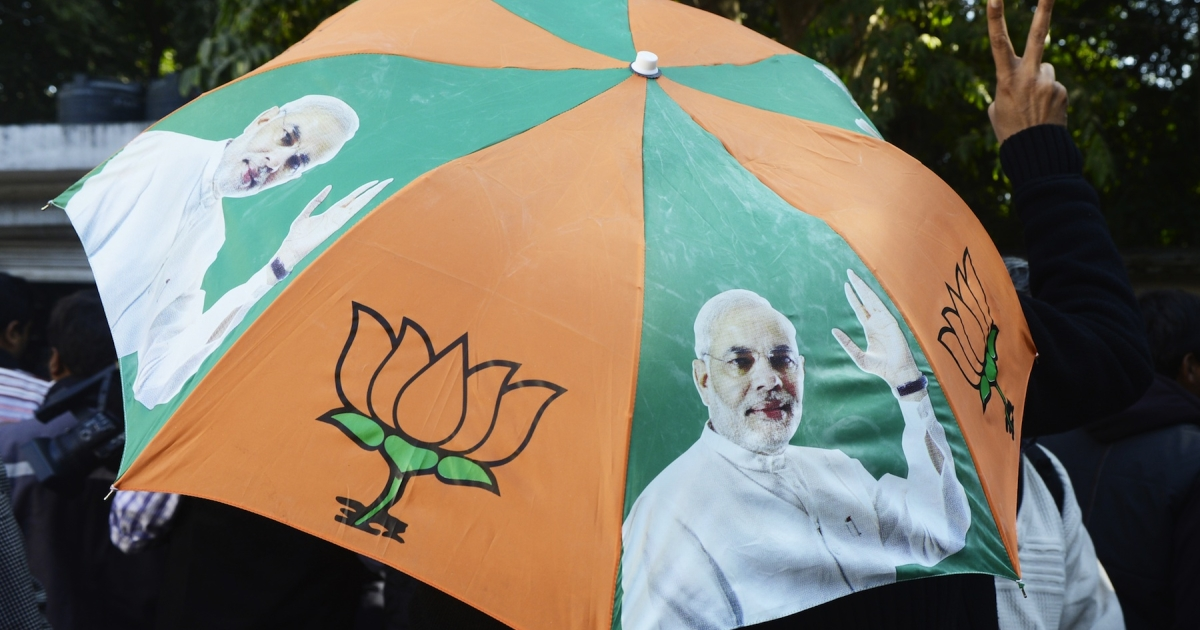 While he failed to improve on the majority he attained in Gujarat's last state election, Bharatiya Janata Party (BJP) Chief Minister Narendra Modi's convincing drubbing of the Congress to win a third consecutive term has boosted calls for his selection as the BJP's prime ministerial candidate in 2014.</p>
