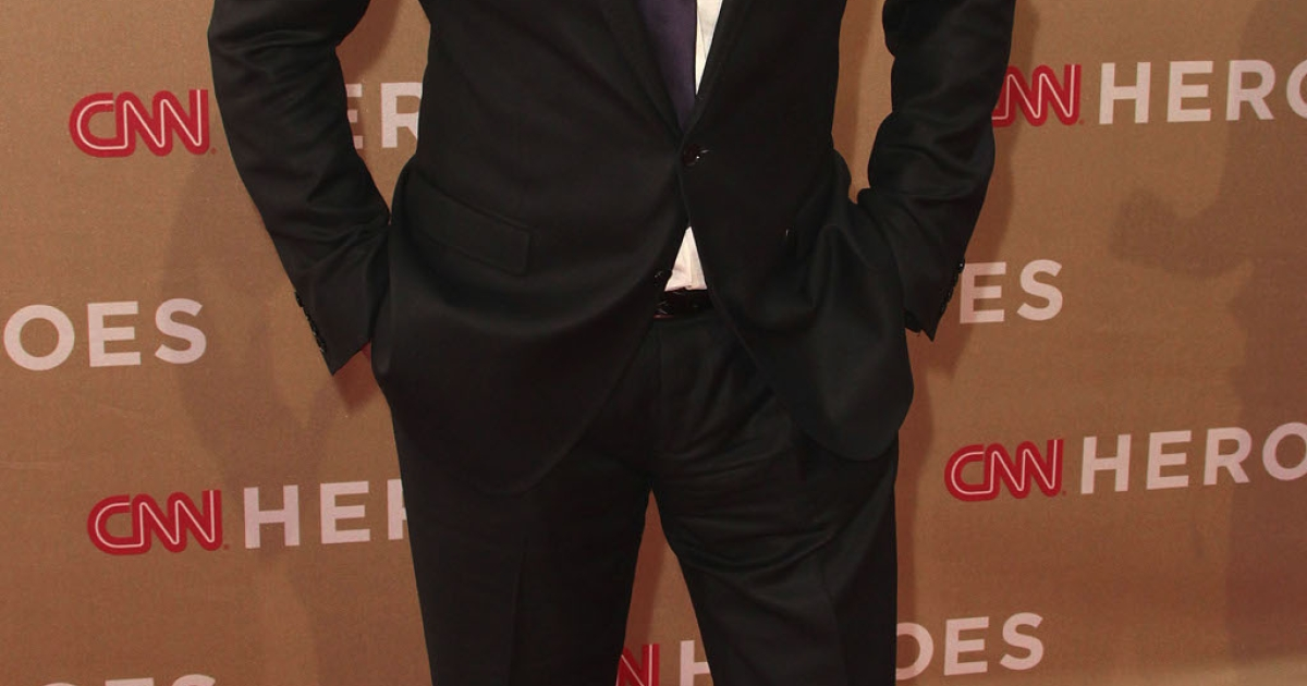 CNN's Piers Morgan on the red carpet at an event in LA earlier this month.  He's been called onto a different carpet the last two days - Britain's Leveson Inquiry into phone-hacking at newspapers Morgan once edited.</p>