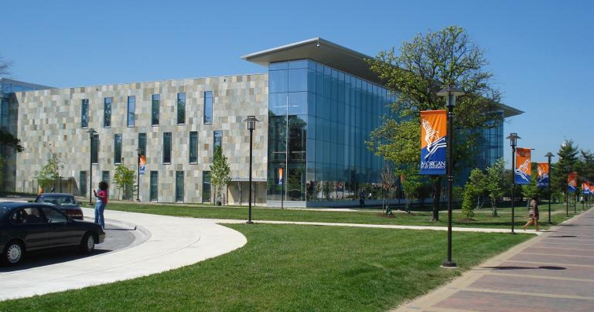 Both the alleged killer and his victim had been enrolled at Morgan State University in Baltimore, Maryland.</p>