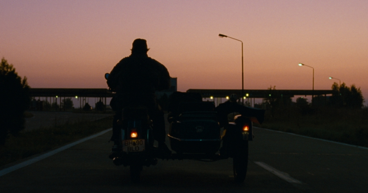 A still from the Romanian film