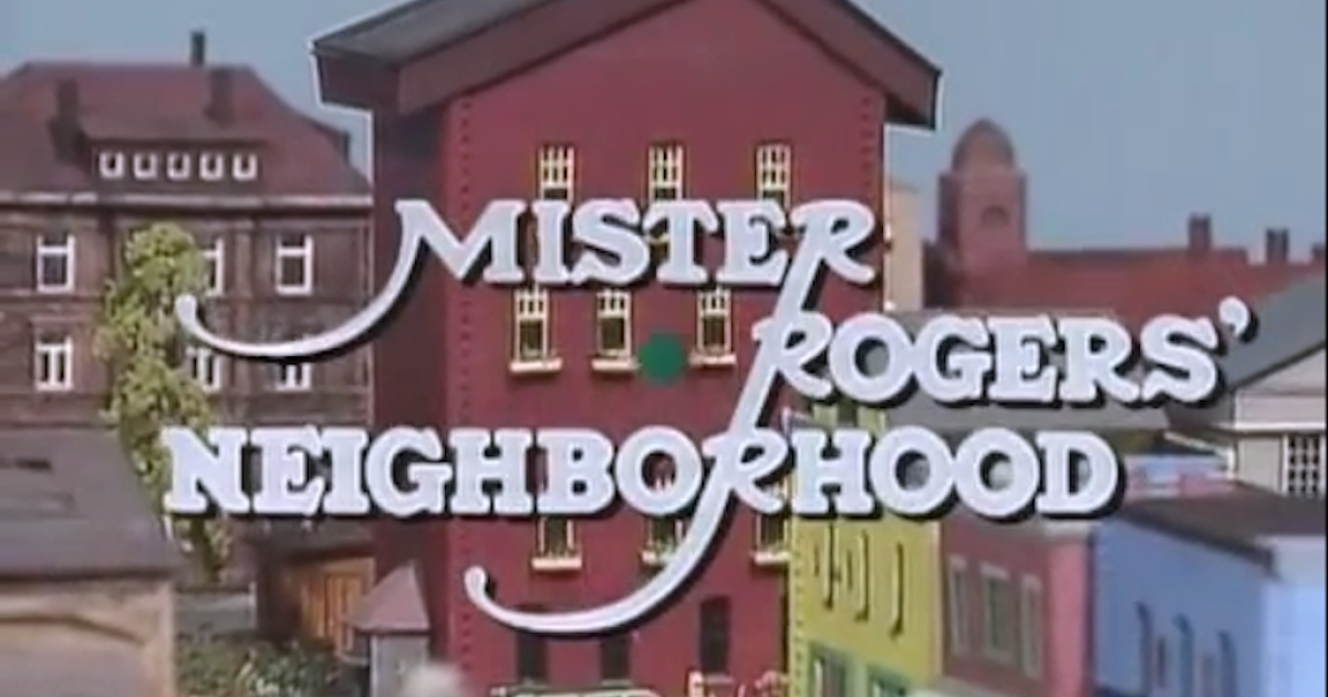 Mr. Rogers has been remixed and remastered.</p>
