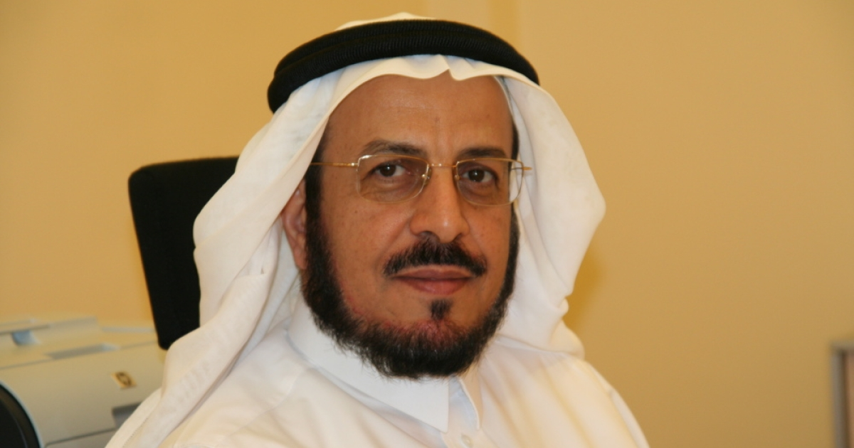 Pro-democracy Islamic activist Muhammad Al Ahmari, pictured at his office in Doha, Qatar, was born in Saudi Arabia and lived in the U.S. for 18 years before moving to Qatar to escape the heightened scrutiny he and many other Muslims experienced in America post-9/11. He said his activism would make him a target in Saudi.</p>