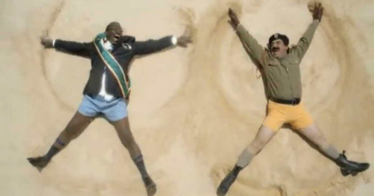 Dictators frolic in an ad for Nando's, a chain of peri-peri chicken restaurants based in South Africa and known for cheeky, topical advertisements. The ad, titled