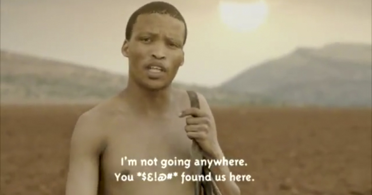 This new ad by fast-food chain Nando's raises the issue of xenophobia in South Africa.</p>