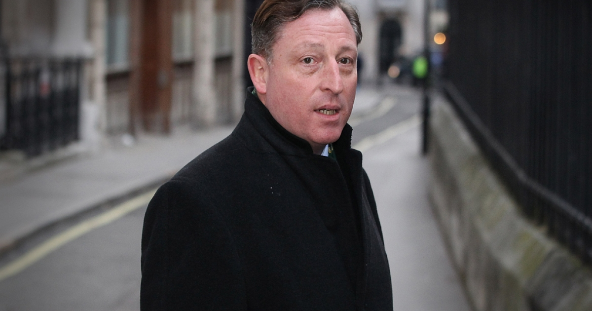 Neville Thurlbeck, former chief reporter of the News of the World newspaper, leaves the Royal Courts of Justice after giving evidence to The Leveson Inquiry on December 12, 2011 in London, England. The inquiry is being lead by Lord Justice Leveson and is looking into the culture, practice and ethics of the press in the United Kingdom. The inquiry, which will take evidence from interested parties and may take a year or more to complete, comes in the wake of the phone hacking scandal that saw the closure of The News of The World newspaper.</p>