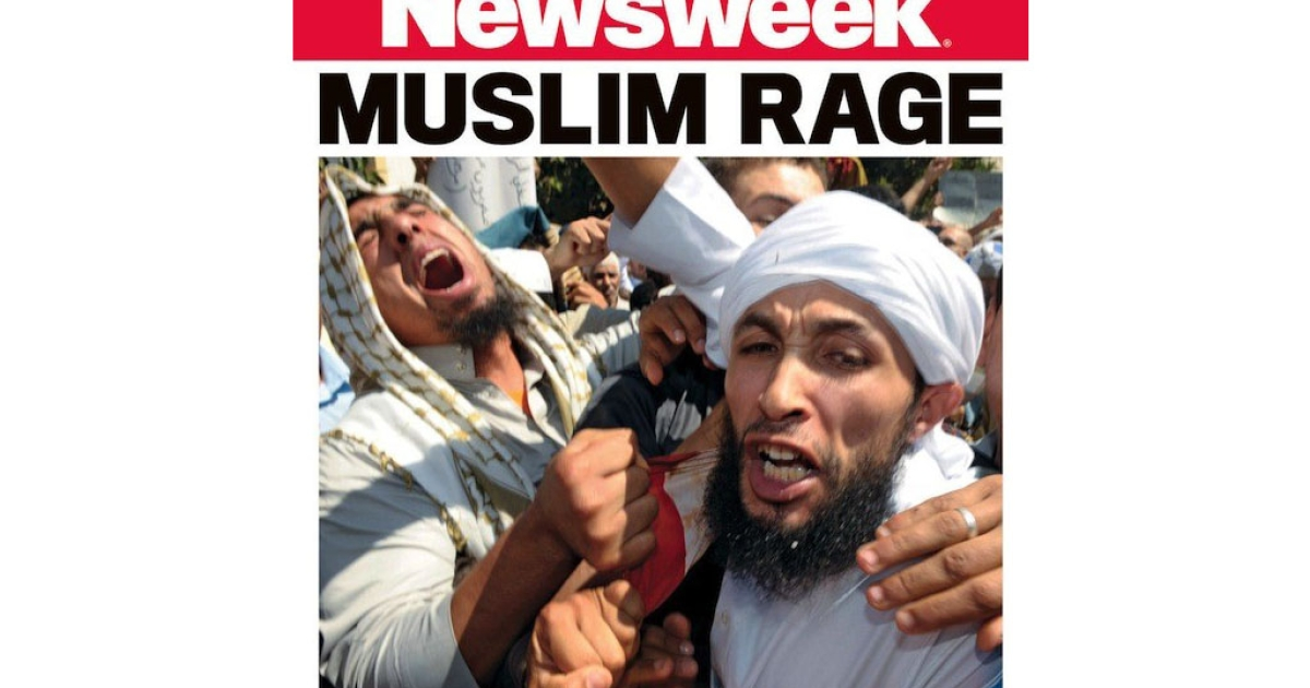 Newsweek's controversial