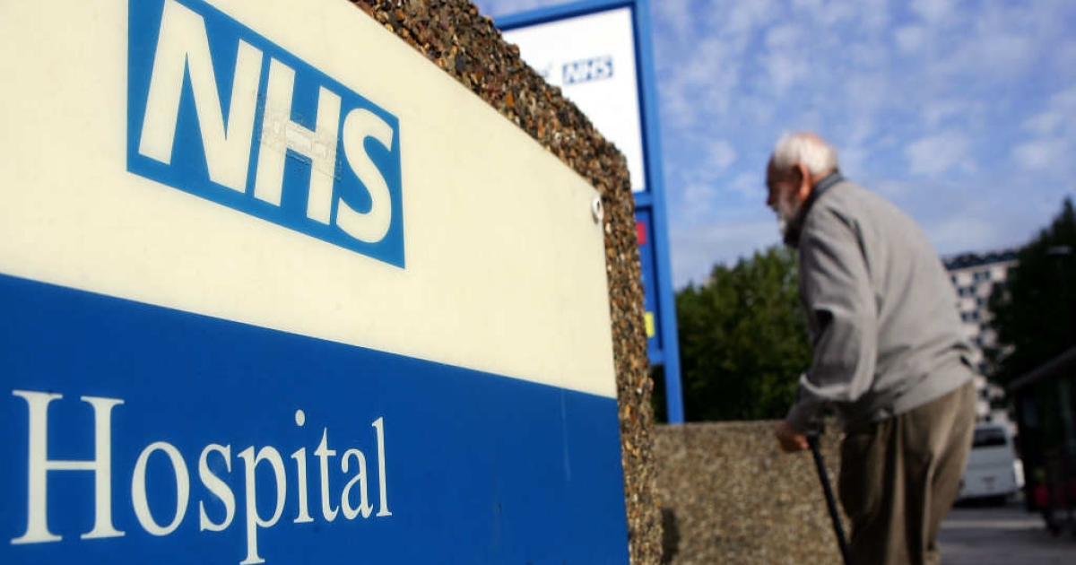 Britain's NHS is going global.</p>