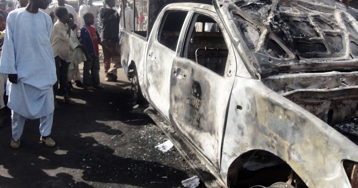 Radical Islamist group Boko Haram has been blamed for the deaths of hundreds in bomb and gun attacks across northern Nigeria.</p>