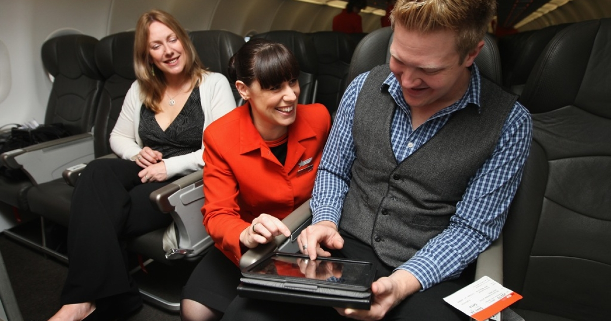 The 30-year-old airline policy that bans the use of electronic devices on planes has little evidence show that gadgets are actually a hazard in flights.</p>