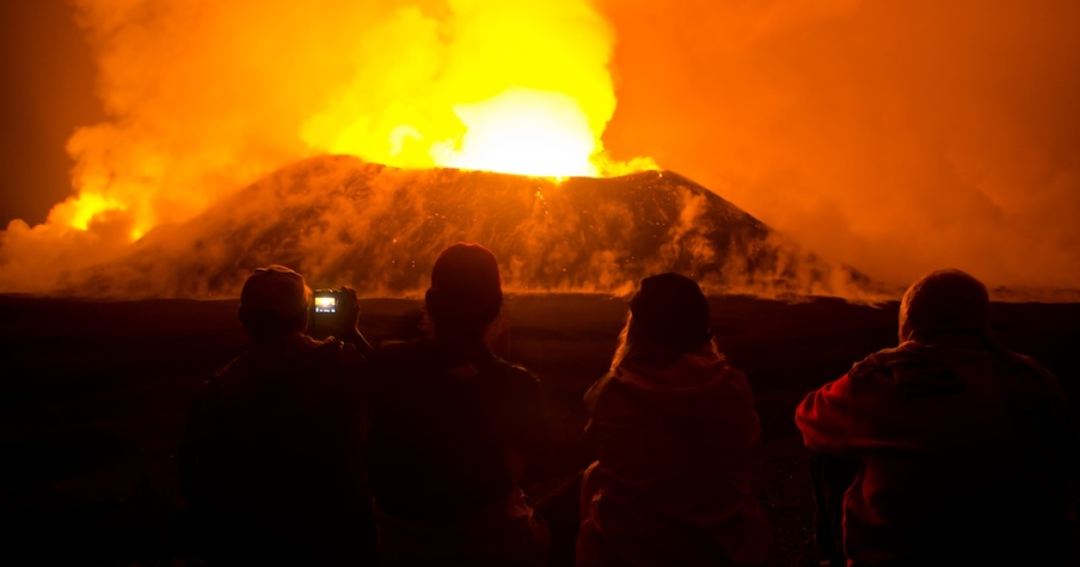 Africa's most active volcano, Nyiragongo, has drawn tourists from around the world after its latest eruption.  The rise in tourism has many in the country hopeful that the added revenues will spark a revival in the war-ravaged country, in spite of many dangers that remain.</p>