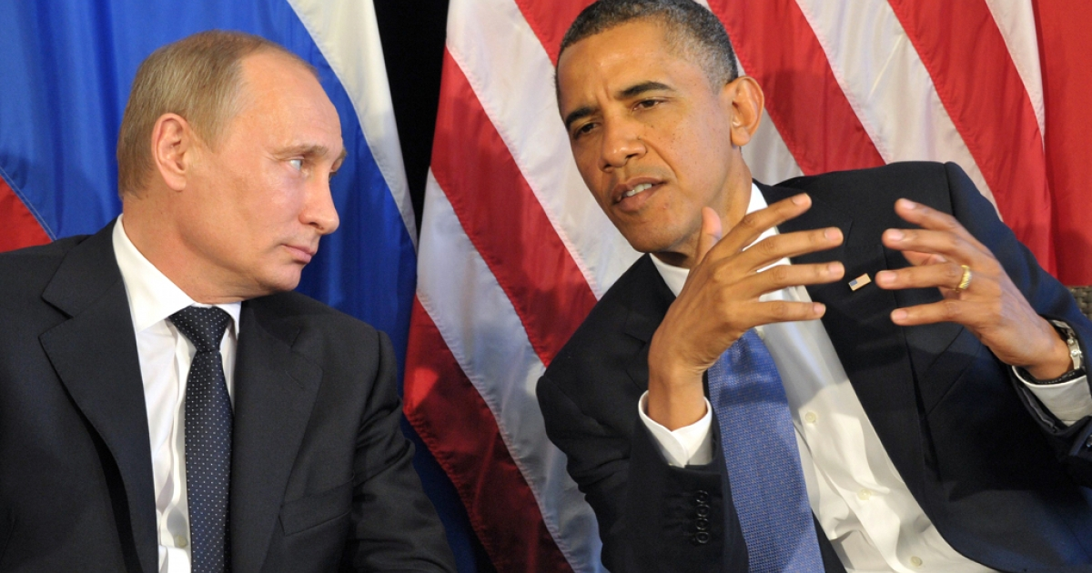 Obama's reset hasn't prevented Putin from railing against the United States.</p>