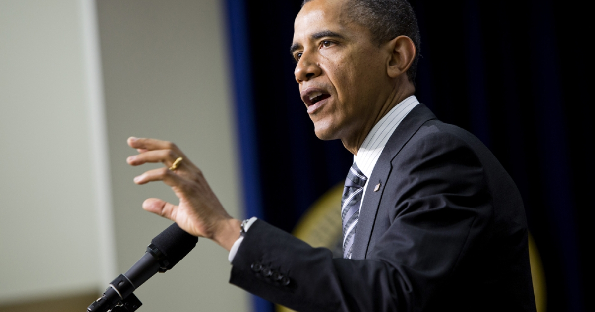 President Barack Obama will make the case for the Buffett Rule, a plan to ensure that the wealthiest Americans pay at least 30 percent of their income in taxes, on a trip to Florida on April 10, 2012.</p>