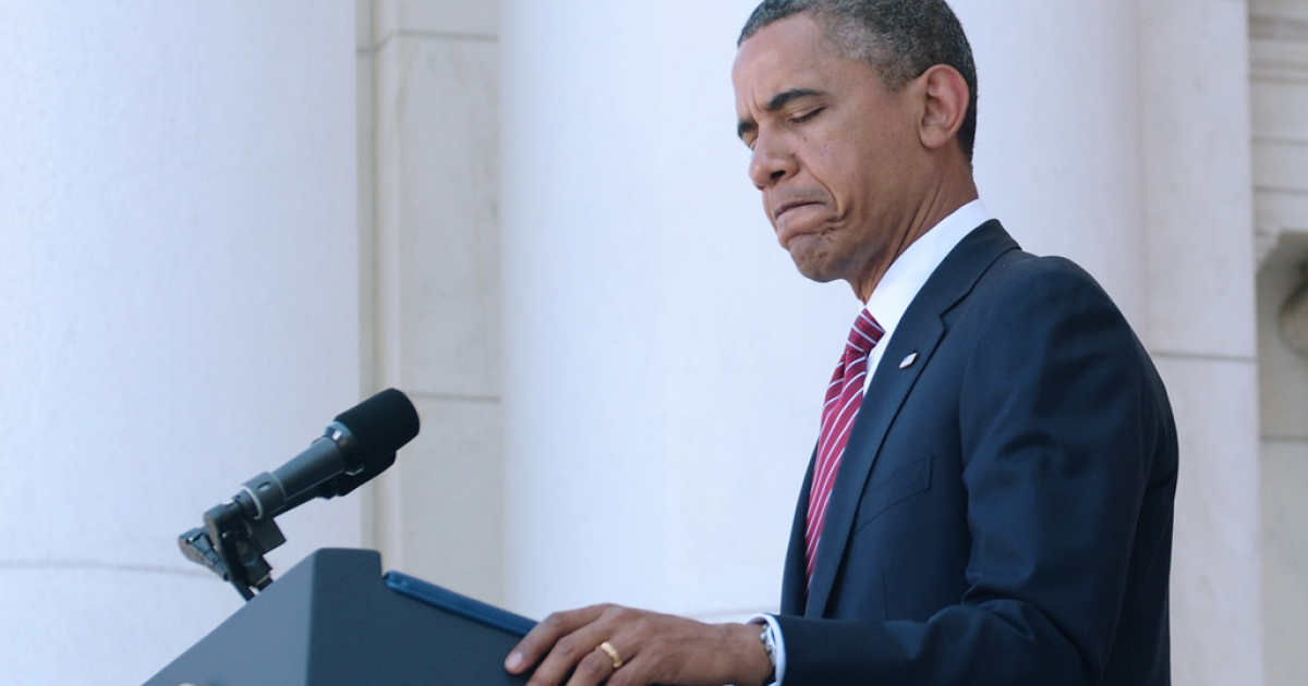 President Barack Obama reportedly ordered an increase in cyberattacks against Iran's nuclear program during his first months in office, according to a New York Times report published on June 1, 2012.</p>