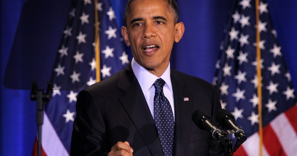 President Obama said the Republican offer on fiscal cliff talks