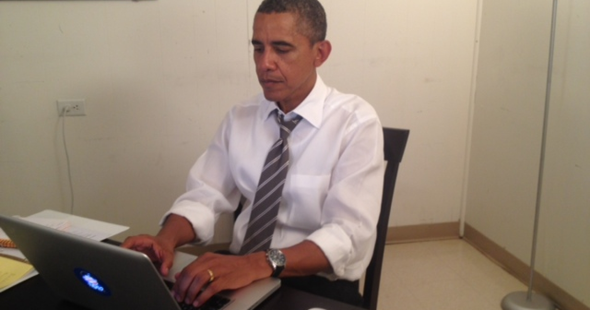 President Barack Obama takes questions from Reddit users.</p>