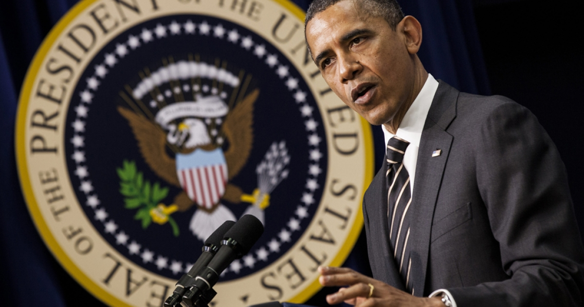 President Barack Obama's comments on April 2, 2012 about the Supreme Court's decision in the health care law case sparked questions about the precedent set by Marbury v. Madison.</p>