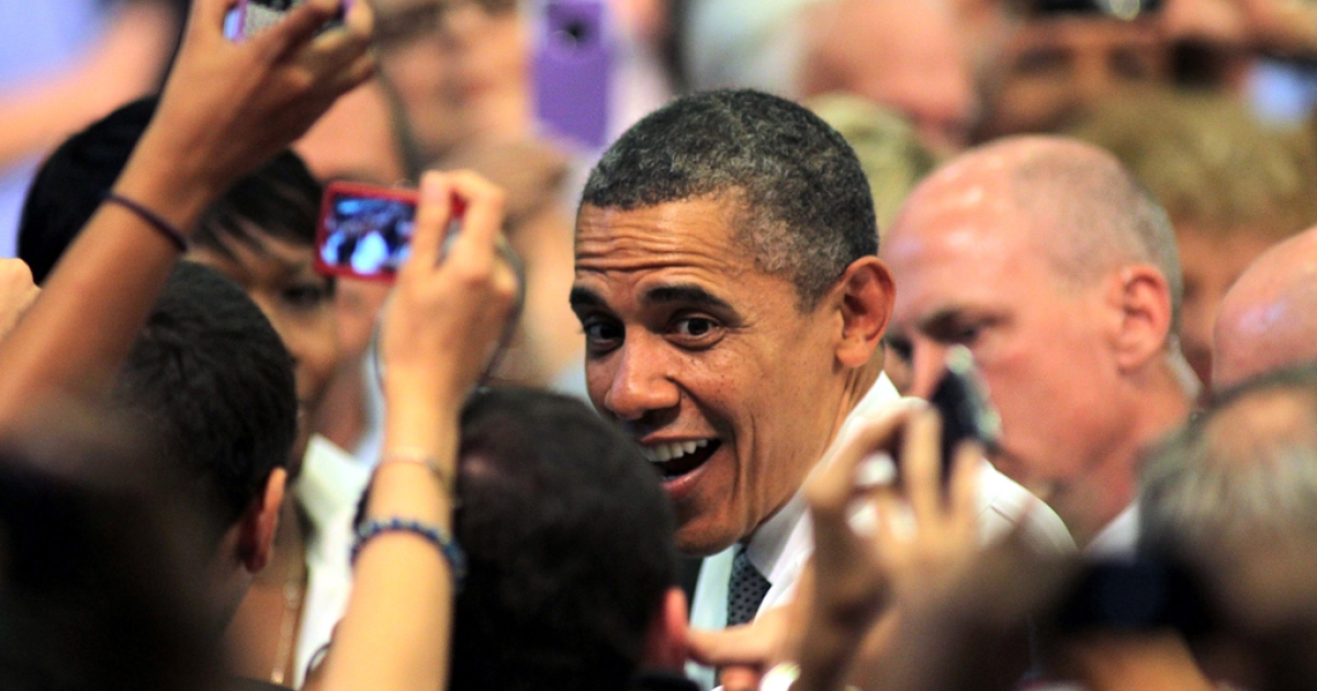 President Barack Obama has a 17 point lead among voters between the ages of 18 and 29, with 43 percent of those surveyed by the Harvard Institute of Politics supporting Obama, compared to the Republican frontrunner Mitt Romney who garnered the support of 26 percent of the respondents on the poll released April 24, 2012.</p>