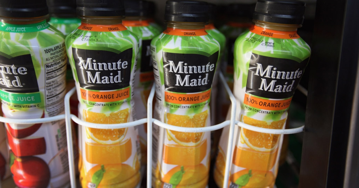 The FDA detained shipments of orange juice from Brazil and Canada found to contain an illegal fungicide.</p>