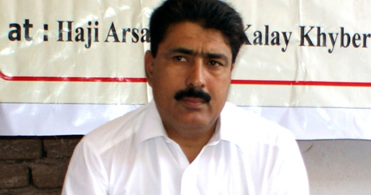 This photograph shows Pakistani surgeon Shakil Afridi, who helped the CIA find Osama bin Laden. The court judgment from his sentencing showed on May 30, 2012, that he was tried for treason for links to a militant group, not for helping the CIA.</p>