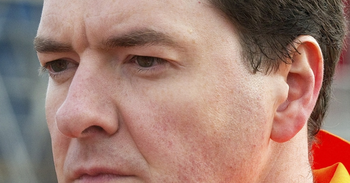 Britain's architect of austerity, Chancellor of the Exchequer, George Osborne, says he is pleased that the economy grew by 0.5 percent in the third quarter ... he has had less to say on the fact that the unemployment rate is at a 17 year high and is expected by private employers to grow over the next year.</p>