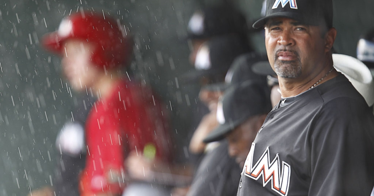 The Miami Marlins baseball team suspended manager Ozzie Guillen five games for his comments about Cuban dictator Fidel Castro. Miami will donate Guillen's salary to charity.</p>