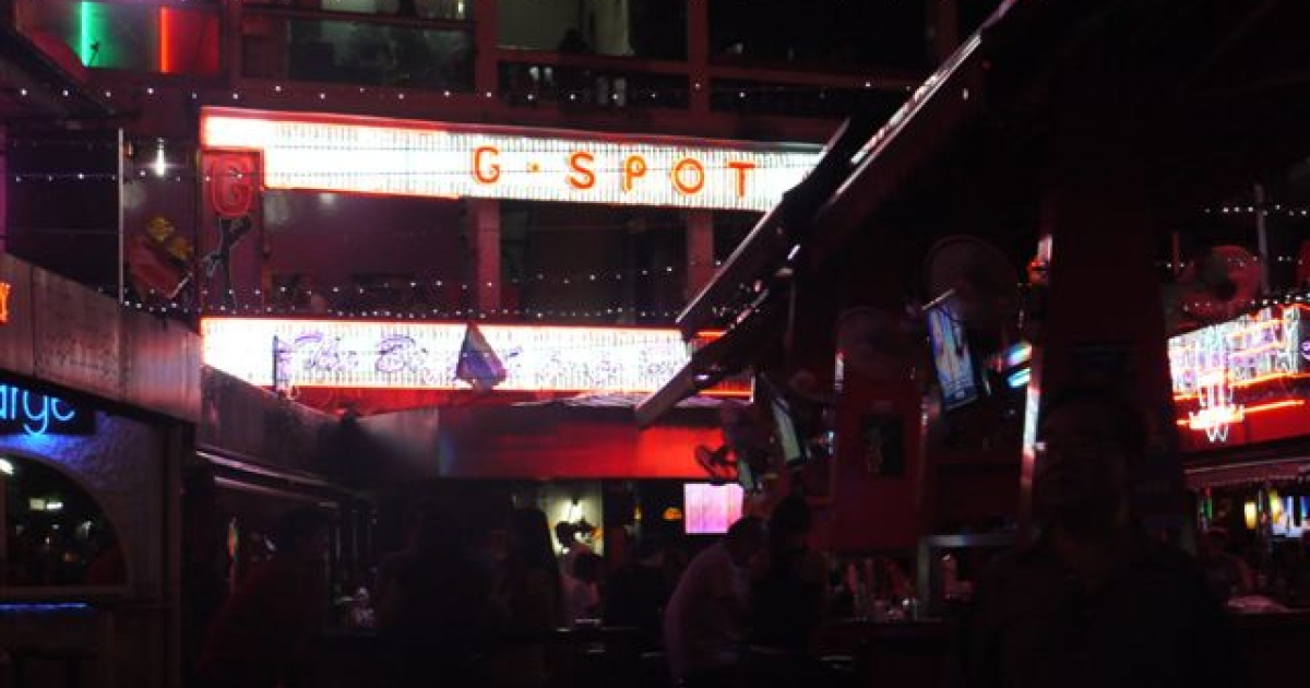 The G-spot in Bangkok is exactly where it's supposed to be.